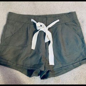 Green Aritzia Shorts - Wilfred